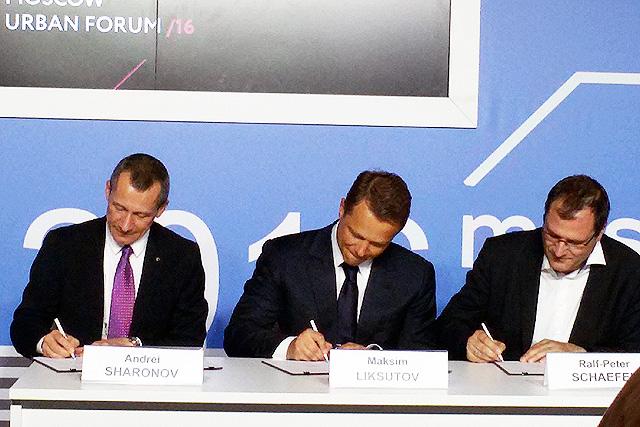 Соглашение о партнерстве в бизнесе