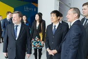 A U-Turn to the East: The SKOLKOVO Business School Launches the First Education Programme on Cooperation with China