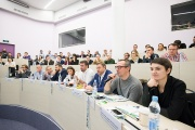 Graduation Startup of Academy-8 in the Road-Show Format for Investors Held at the SKOLKOVO Business School