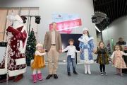 Business School gathered the entire SKOLKOVO family at the New Year Family Day