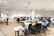 В Московской школе управления СКОЛКОВО стартовала корпоративная программа обучения ключевых руководителей компании МТС