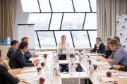 Бизнес-школа СКОЛКОВО стала площадкой для обсуждения возможности создания Совета продовольственного рынка