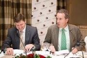 Встреча Дискуссионного клуба СКОЛКОВО: Джонатан Гослинг и «Уроки лидерства от великого военачальника»