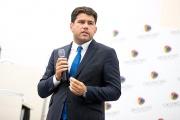 Alumni of SKOLKOVO Business School elect Media Manager Danila Sharapov as a new President of the Alumni Association