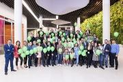 Бизнес-школа СКОЛКОВО приветствует 13 класс Стартап Академии