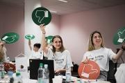 Бизнес-школа СКОЛКОВО встречает третий класс Стартап Академии Junior