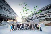 Московская школа управления СКОЛКОВО приветствует 14 класс Стартап Академии