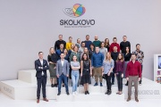 Бизнес-школа СКОЛКОВО приветствует 17 класс Стартап Академии