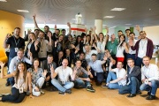 Бизнес-школа СКОЛКОВО встречает класс MBA-9