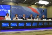 Пресс-конференция об изменения доктрины продовольственной безопасности
