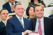 Бизнес-школа СКОЛКОВО вместе с ВЭБ будет развивать городскую экономику
