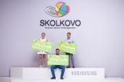 Выпускники программы Стартап Академия СКОЛКОВО раздали стипендии талантливым предпринимателям