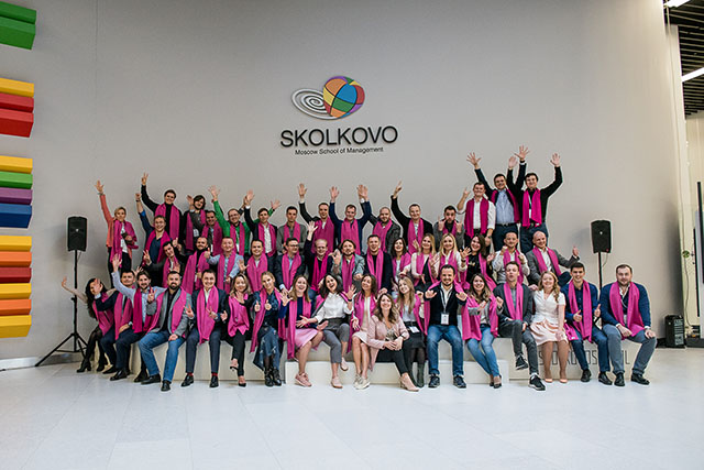 SKOLKOVO: The Winners of the Largest SKOLKOVO MBA Grant Competition to Study in the Anniversary MBA-10 Class