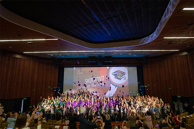 SKOLKOVO: VI Annual SKOLKOVO Alumni Convention: Day of Study, 300 Diplomas, and First Graduates of Master in Public Strategy and Executive Coaching Programmes