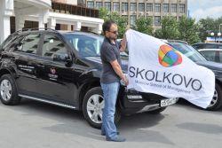 SKOLKOVO, TransCreditBank, and Mercedes-Benz: Moscow-Vladivostok-Moscow!