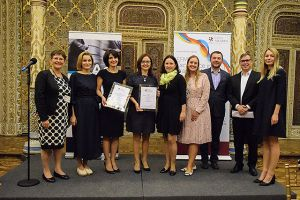 SKOLKOVO: Corporate Programme of the SKOLKOVO Business School and Rosatom is a Prize Winner of the EFMD International Competition