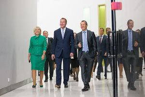 СКОЛКОВО: В бизнес-школе СКОЛКОВО прошла итоговая защита проектов развития 20 монорогодов