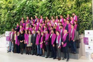СКОЛКОВО: Бизнес-школа СКОЛКОВО встречает на кампусе класс MBA-7