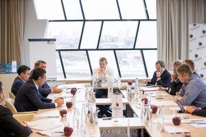 СКОЛКОВО: Бизнес-школа СКОЛКОВО стала площадкой для обсуждения возможности создания Совета продовольственного рынка