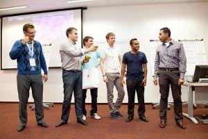 SKOLKOVO: Back to school, or start of the third SKOLKOVO MBA class