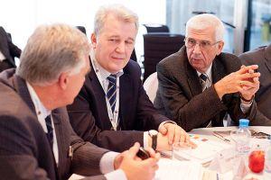 В СКОЛКОВО прошло первое заседание Клуба директоров по инновациям, исследованиям и разработкам