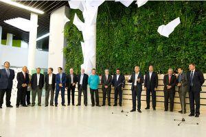 «Зеленая стена» СКОЛКОВО теперь под опекой International Paper