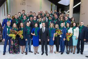 СКОЛКОВО: Старт нового делового сезона в Московской школе управления СКОЛКОВО