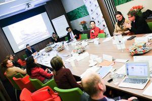 СКОЛКОВО: Круглый стол «Прозрачность в некоммерческом секторе»