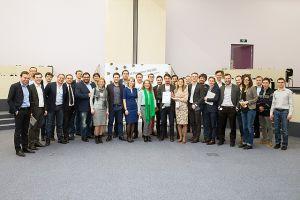 СКОЛКОВО: Investors Day в Стартап Академии СКОЛКОВО