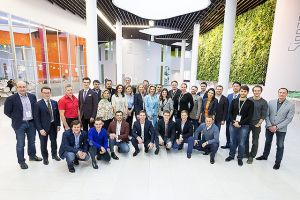 SKOLKOVO: Moscow School of Management SKOLKOVO meets the 20th Executive MBA class