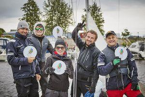 SKOLKOVO: SKOLKOVO Sailing Team Returns from St. Petersburg with a Victory in the ABC Regatta