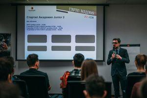 SKOLKOVO: SKOLKOVO Business School Welcomes the 2 nd Class of the Startup Academy Junior