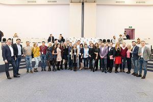 SKOLKOVO: SKOLKOVO Startup Academy Alumni Present Projects to the Leading Russian Investors