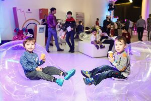 SKOLKOVO: SKOLKOVO Community Gets Together for the New Year Celebration in the Family Day Format
