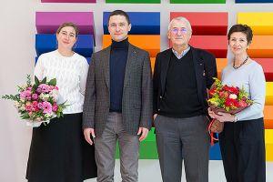 SKOLKOVO: INSEAD Professor Manfred Kets de Vries Visits SKOLKOVO Business School