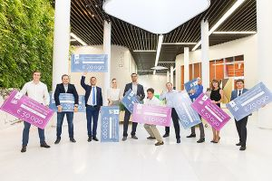 СКОЛКОВО: Бизнес-школа СКОЛКОВО объявляет о старте грантовой программы СКОЛКОВО MBA