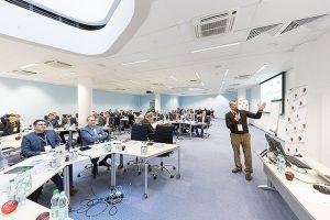 СКОЛКОВО: Стратегическая сессия «Национальных чемпионов» состоялась в Московской школе управления СКОЛКОВО