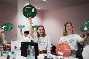 СКОЛКОВО: Бизнес-школа СКОЛКОВО встречает третий класс Стартап Академии Junior