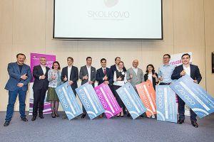 СКОЛКОВО: Стали известны имена финалистов, получивших образовательные гранты СКОЛКОВО MBA