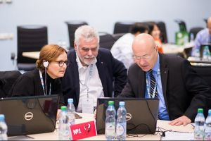 SKOLKOVO: SKOLKOVO Business School and ILO workshop: how to prepare TVET managers