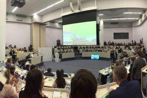 СКОЛКОВО: Выпускники Стартап Академии СКОЛКОВО представили свои проекты ведущим российским инвесторам