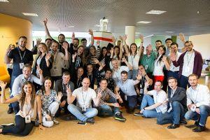 СКОЛКОВО: Бизнес-школа СКОЛКОВО встречает класс MBA-9