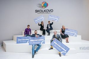 СКОЛКОВО: Завершился конкурс на неполное покрытие программы СКОЛКОВО МВА