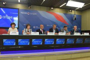 СКОЛКОВО: Пресс-конференция об изменения доктрины продовольственной безопасности