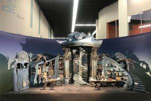 СКОЛКОВО: Выставка «Гофманиада. Магия фильма» открыта на кампусе бизнес-школы СКОЛКОВО