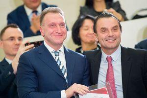 СКОЛКОВО: Бизнес-школа СКОЛКОВО вместе с ВЭБ будет развивать городскую экономику