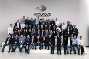 SKOLKOVO: The Largest SKOLKOVO EMBA Class Started Training in December