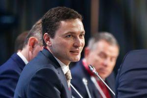 СКОЛКОВО: Марат Атнашев, пленарное заседание Сочинского инвестиционного форума, ТАСС