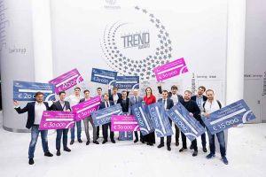 СКОЛКОВО: В Московской школе управления СКОЛКОВО раздали рекордную сумму грантов на 1000000 евро