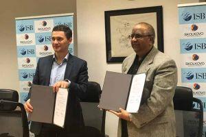 СКОЛКОВО: Московская школа управления СКОЛКОВО и Индийская школа бизнеса объявили о партнерстве